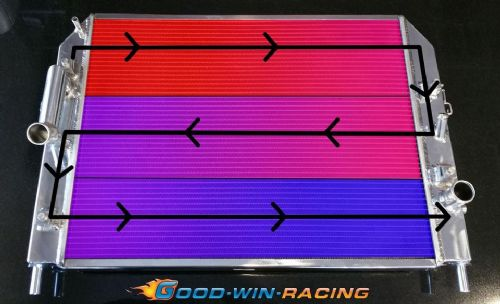 Good Win Racing Mazda MX5 NC Triple-Pass 32mm Race Radiator</B.